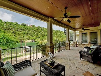 Photo for Gorgeous Waterfront Home on Lake Austin Perfect For Kids and Dogs!