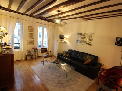 Photo for Nice duplex 10 minutes from Montmartre
