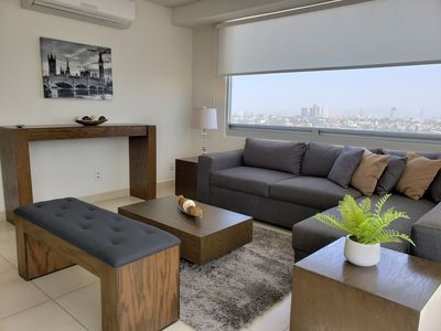 Photo for Enjoy GDL view from your 2BR luxury apartment !!!