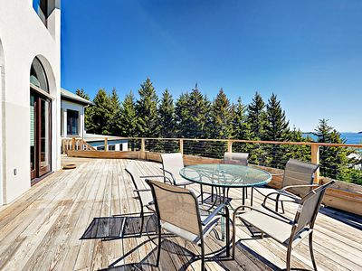 Exterior - Welcome to East Boothbay! This waterfront home is professionally managed by TurnKey Vacation Rentals.