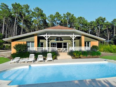 Photo for Vacation home Atlantic Green (LCA351) in Lacanau - 8 persons, 4 bedrooms