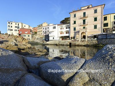 Photo for Lovely apartment with sea view - Graziella