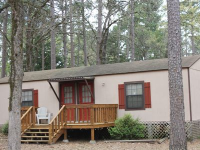 Photo for 1BR Cabin Vacation Rental in Crockett, Texas