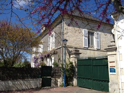 Photo for CHARMING GITE South Vendée in the heart of MARAIS POITEVIN 10-14 pers WITH SWIMMING POOL