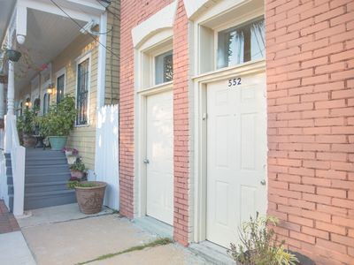 Photo for Stay with Lucky Savannah: Urban flat just minutes away from River Street!