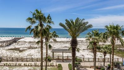 Photo for The Beach Club B405 - Stunning Condo-Beach Front with Amazing Views-New Owners
