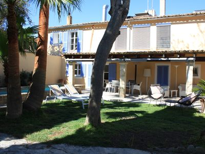 Photo for CHARMING COUNTRY HOUSE IN PALMA WITH HEATING & GARDEN