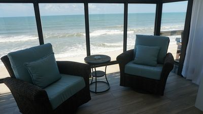 Photo for Direct Beachfront Townhome~Vilano Beach~Lovely and Peaceful