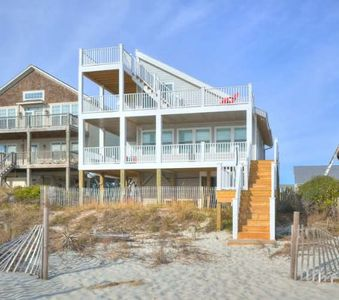 Photo for Decks & Views Abound-5 Bdrm/2 Bath Oceanfront Homew/ Breathtaking Views-Sleeps12