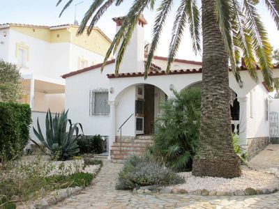 Photo for Vacation home in Ampuriabrava, Costa Brava - 4 persons, 2 bedrooms
