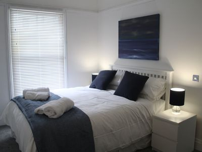 Photo for Llandudno by the Pier & Beaches - Bright 2 - Bedroom Apt