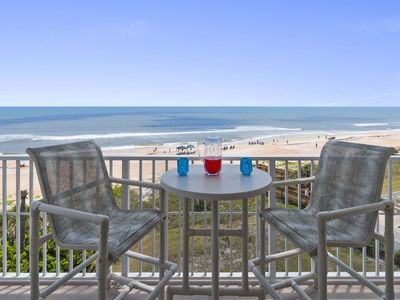 Photo for Luxurious Sandpiper Oceanfront Vacation Rental - Ormond Beach - Daytona Beach FL