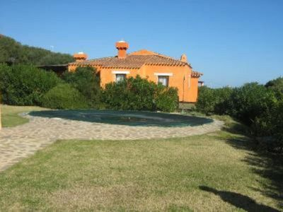 Photo for Villa Elisa with private garden and private swimming pool