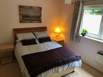 Photo for Sunny, comfortable flat in centre of Bridge of Allan