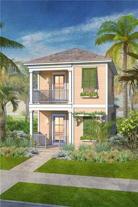 Photo for Inviting, Margaritaville Cottage! Natural sand beach with Tiki Bar on-site! Close to Disney!