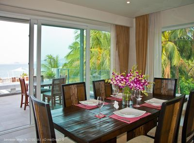 CORAL PENTHOUSE - 2 bed with sea views