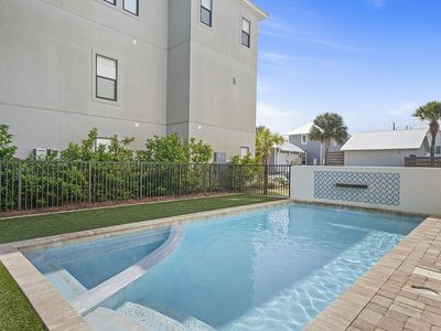 Photo for Beautiful New Construction 30A Home w/ Pool & Putting Green!
