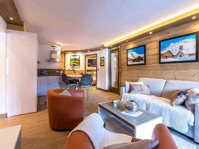 Photo for 3BR Apartment Vacation Rental in MERIBEL