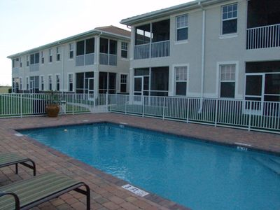 Photo for Luxury Condo with Pool and spa Punta Gorda