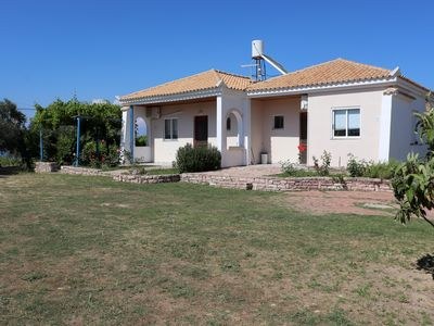 Photo for Beautiful, cheap holiday house in the country with terrace | Messenia, Peloponne