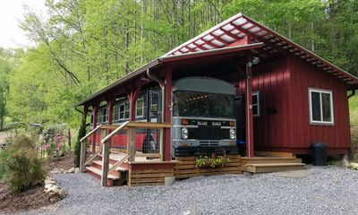 Photo for Offbeat Lodging in the Smokies for Offroad Enthusiasts