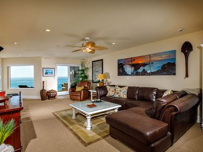Relax & Renew - Lovely Oceanfront Condo w/Fireplace