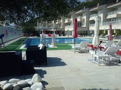 Photo for APARTMENT (3 ADULTS + 2 CHILDREN) POOL VIEW