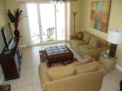 Photo for Beach Front @ Calypso Resort! -   7th Floor 3BR/2BA