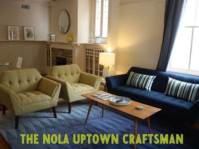 Photo for Uptown Craftsman • Newly Furnished • 3 BR/ 2 Bath