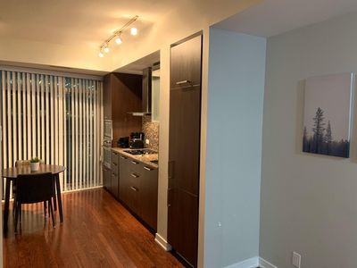 Photo for 1 Bedroom Luxury Condo in heart of downtown for business or personal travelers.