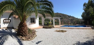 Photo for HOLIDAY HOUSE WITH POOL - CASA DÉJÀ VU - SAYALONGA / ANDALUCIA