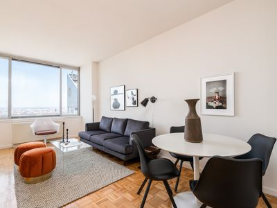 Photo for Sonder | The Biltmore | Chic 1BR + City View