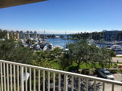 Photo for Stunning Downtown Penthouse with Harbor View and Minutes to the Beach