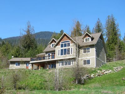 Eagleview Retreat Guest House. Two lodgings in one
