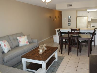 Island Winds West 271 - Great views,nicely appointed, walking distance to Hangout