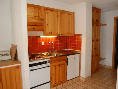 Photo for Apartment in the center of Nendaz with Lift, Washing machine, Pool, Balcony (37473)