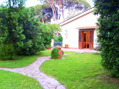Photo for House / Villa - Punta Ala - Castiglione della PescaiaHouse with gardenHouse with characterHouse with garden