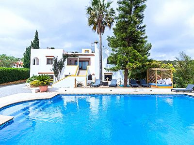 Photo for House Villa 2 floors untill 13 pers. Ibiza