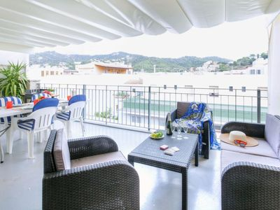 Photo for 3 bedroom Apartment, sleeps 6 in Tossa de Mar with Air Con and WiFi