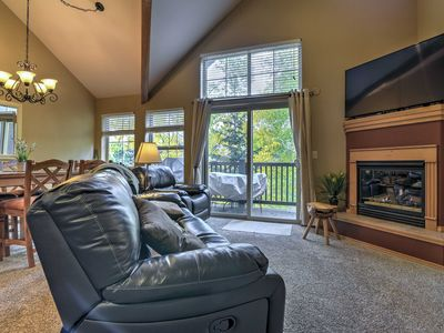 Photo for Cozy Frisco Condo w/ Hot Tub - Mins to Skiing!