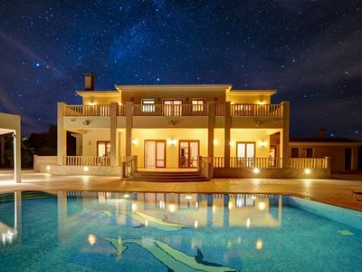 Photo for Villa Protaras Deluxe, Fabulous and luxurious 7BDR Villa, Close to Fig tree Bay Beach