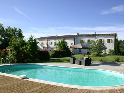 Photo for Mazamet where the mountains meet the sea, 3 Gites With Pool And Stunning Views