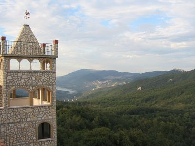 Photo for Enchanting Castle in Rosello with Swimming Pool