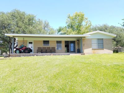 Photo for NEW! Enjoy our 3 Bed/2 Bath hideaway on beautiful Lake LBJ