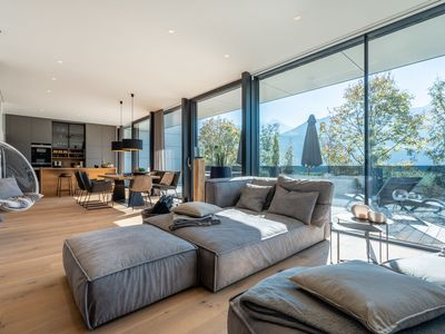 Photo for Luxurious Penthouse with breathtaking view close to Kaprun and Zell am See