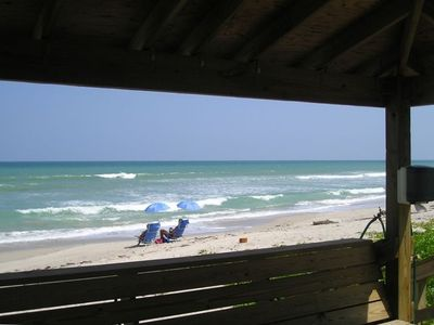 Photo for Great Condo on the Beach, Walk Out Your Back Door to the Beach
