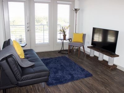 Photo for Modern Downtown Apt-Easy Access-Free Parking