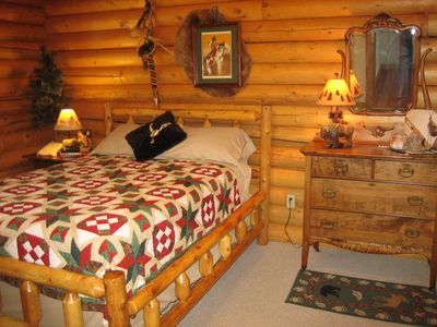 Log Home w/Outstanding Snow Capped Mountain Views -CHECK OUT OUR SPECIAL  PRICING - Carriage Hills