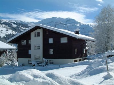 Photo for Apartment Aegertenstrasse 18 # 1 in Lenk - 5 persons, 2 bedrooms