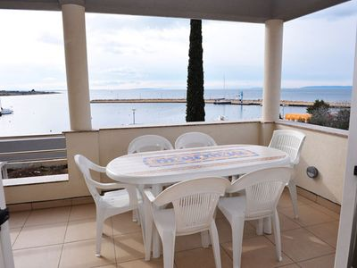 Photo for 2BR Apartment Vacation Rental in Novalja, Pag